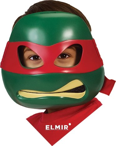 Маска TMNT Черепашки-ниндзя Рафаэль (92152) купить | ELMIR ...